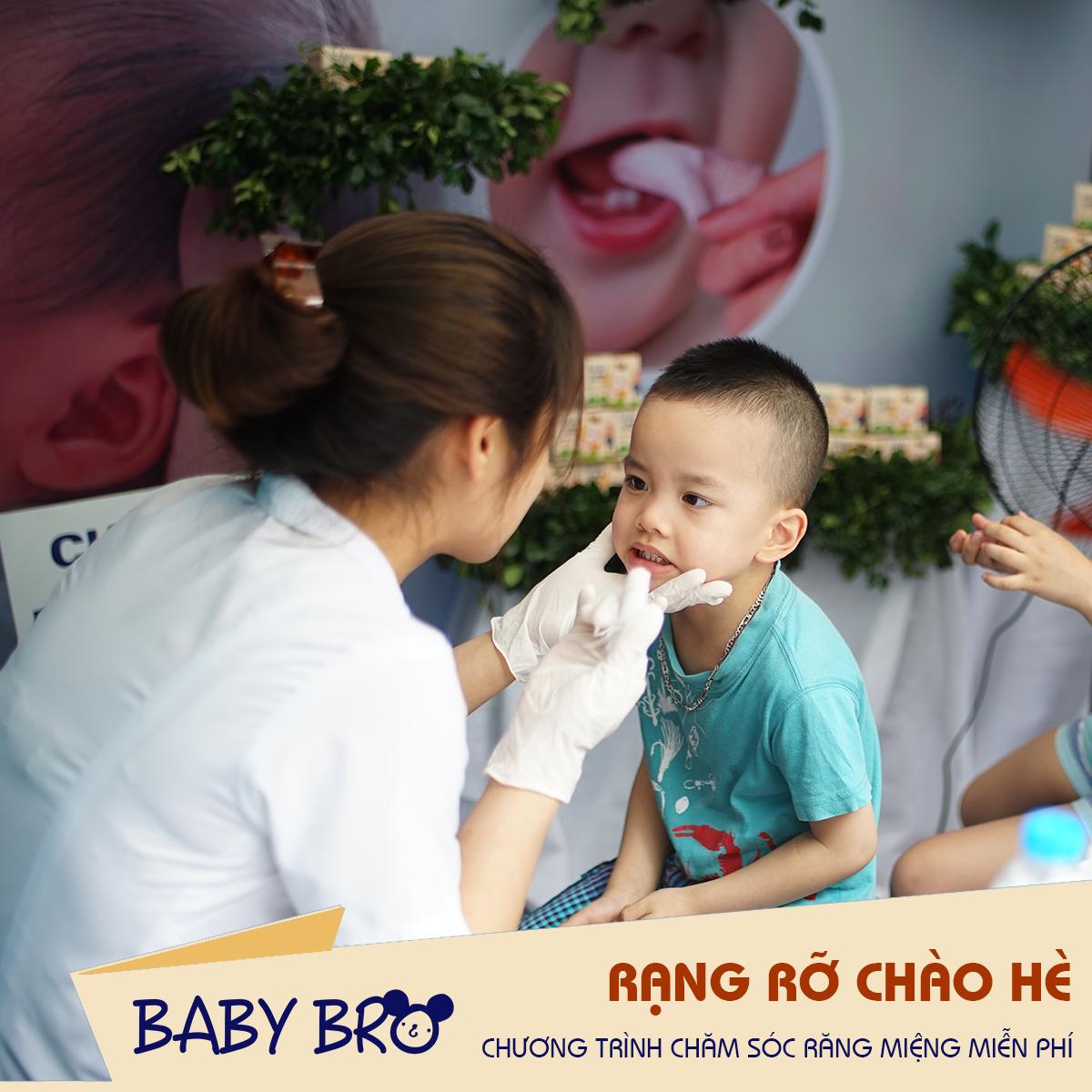 Chăm sóc răng miệng bằng Xylitol - Trải nghiệm mới đầy thích thú cho các bé