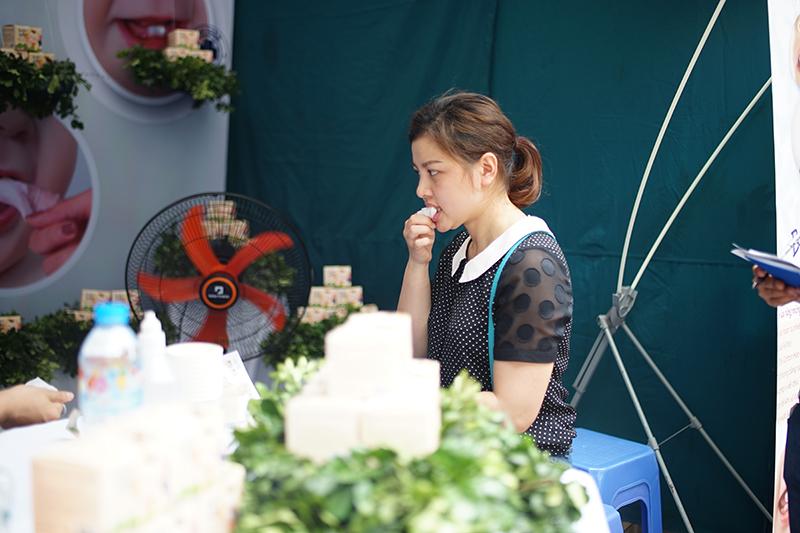 Chị Đỗ Lan Anh, 35 tuổi, Trương Định, Hoàng Mai, HN