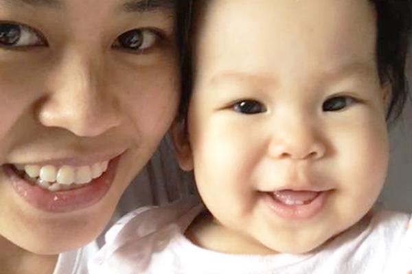 Chị Lê Cẩm Hương - Đại sứ vì nụ cười bé yêu